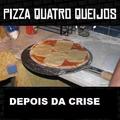 O título foi comer pizza
