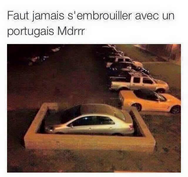 Portugais - meme