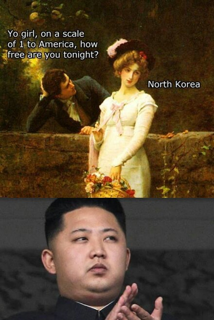 Kim Jon Approves - meme