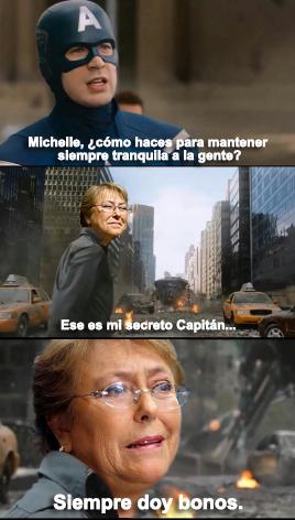 Bachelete... - meme