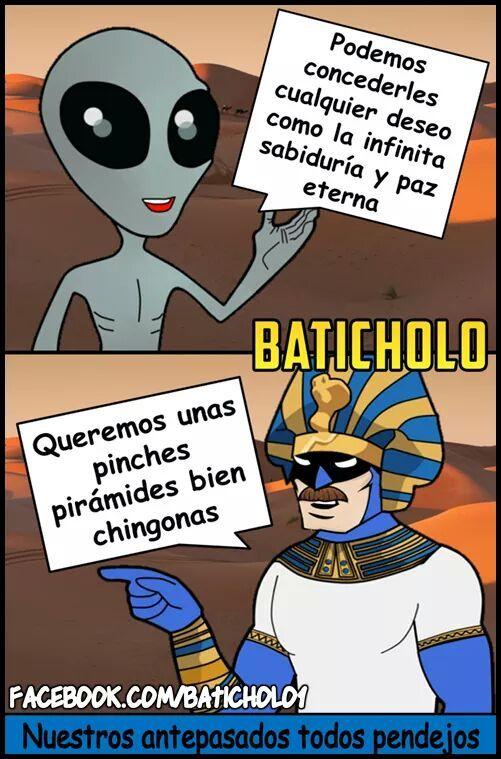 Baticholo - meme