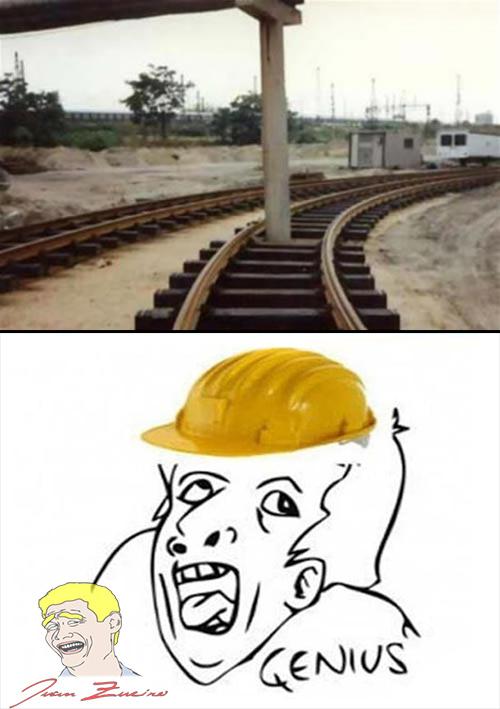 Prodígios da Engenharia #4 - meme