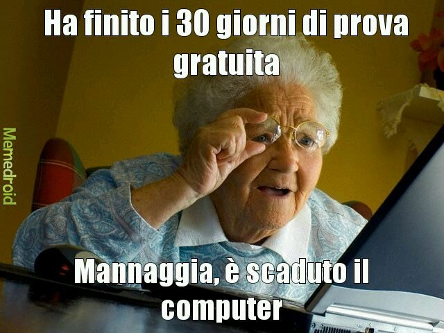 Nonna powah - meme