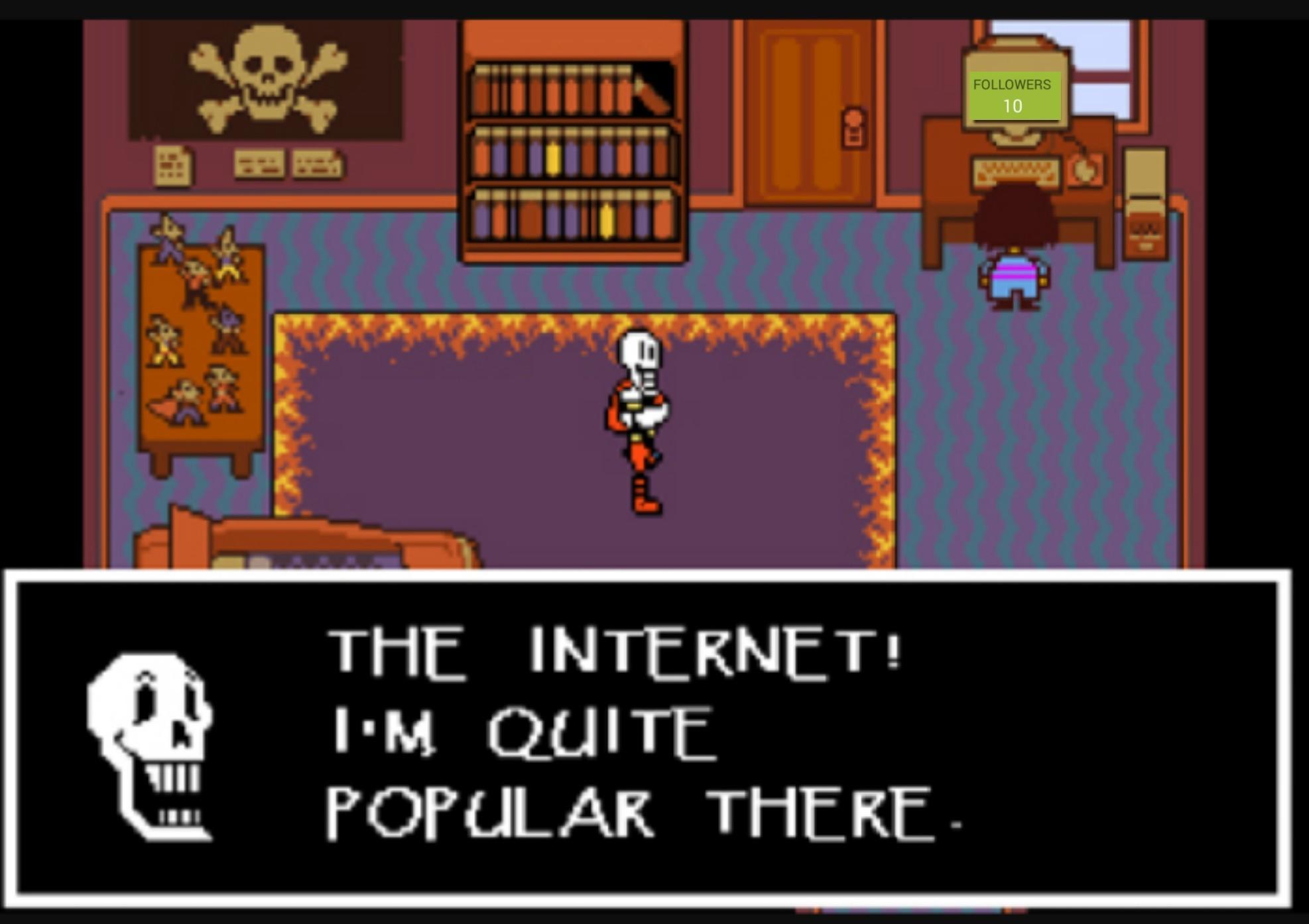 oh Papyrus ... - meme