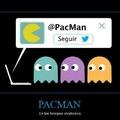 Alguien dijo que PacMan era anticuado ??