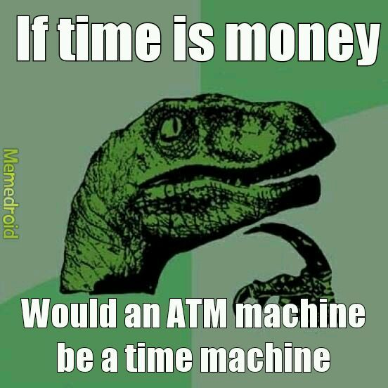 Would it ? - meme