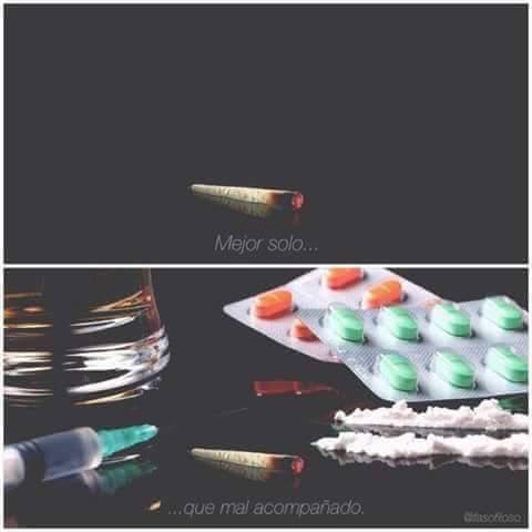Del amor y otras drogas.. - meme