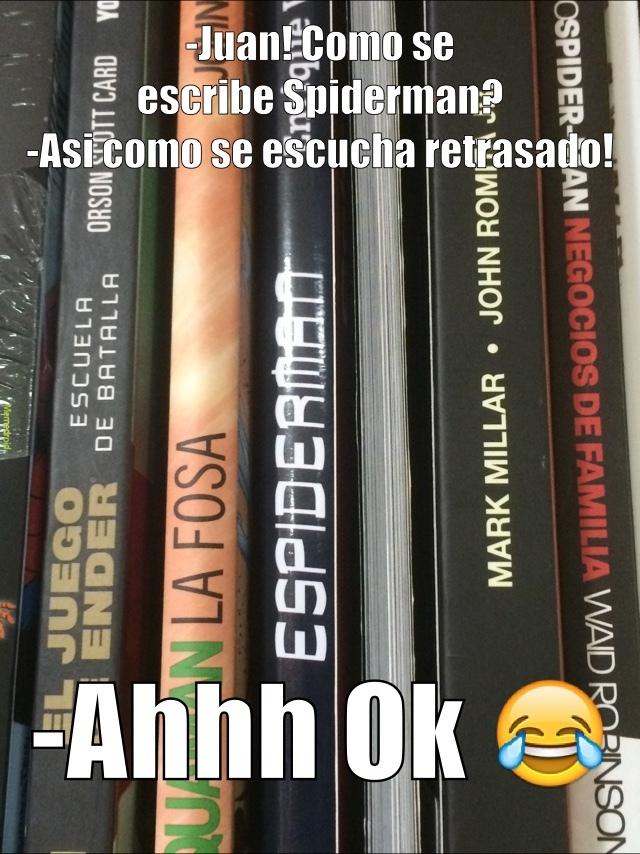 ese Juan! - meme