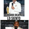 Leonardo en los Oscares