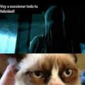 Grumpycat es un loquillo