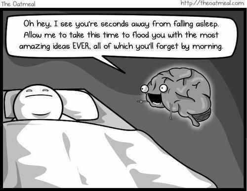 Sleeping... - meme