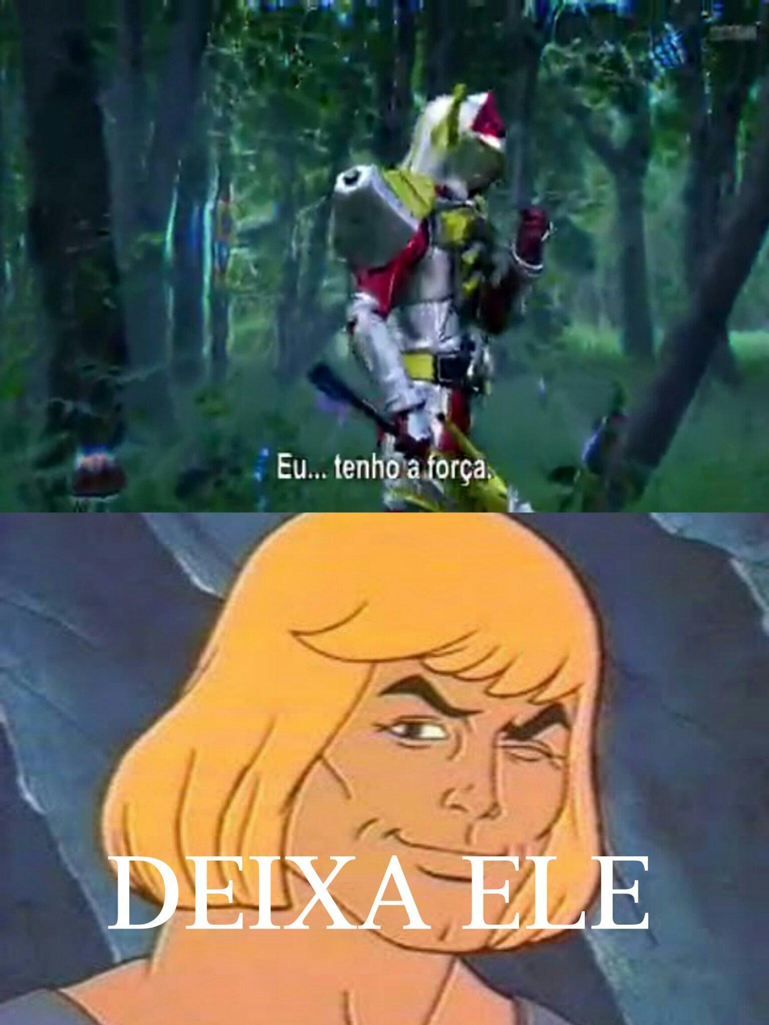 He Man zuero - meme