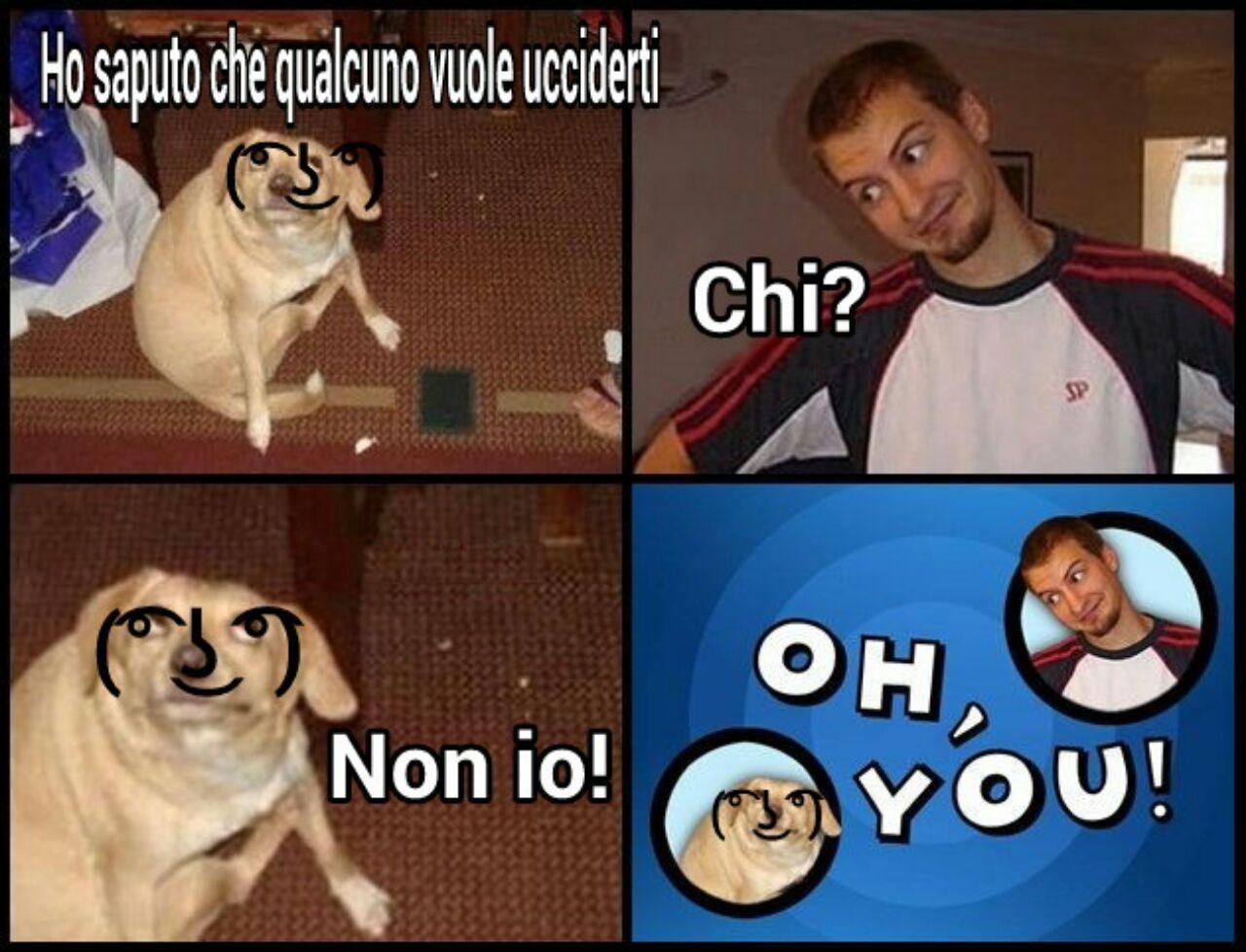 (͡° ͜ʖ ͡°) Le Face Face - meme