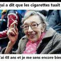 fumer ne tue pas