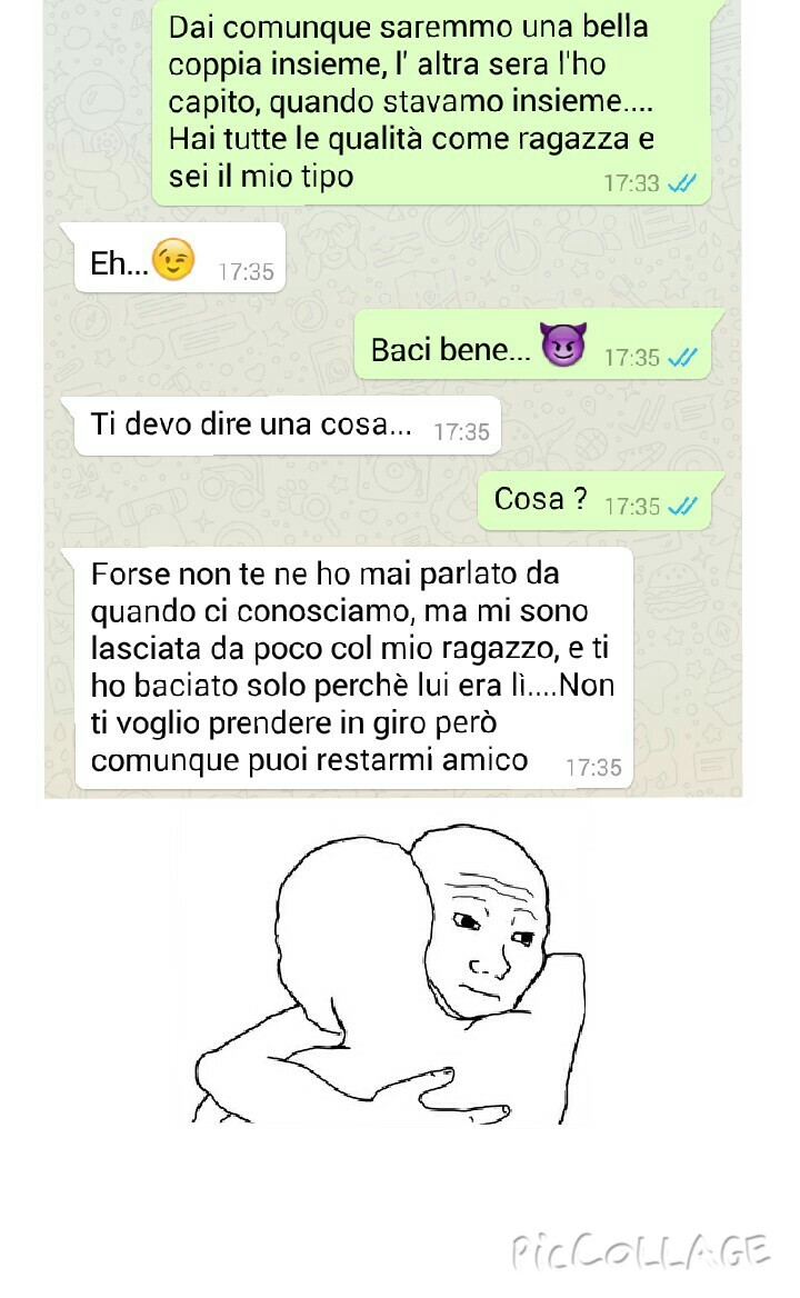 Friendszone - meme