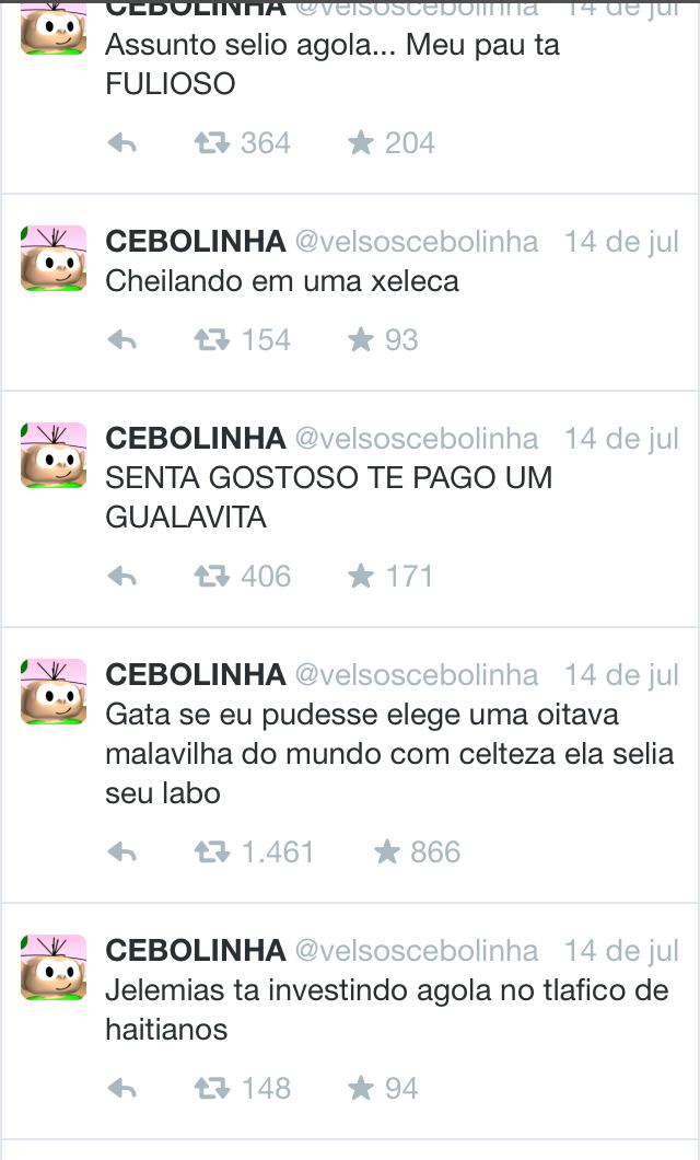 Cebolinha pt 1 - meme