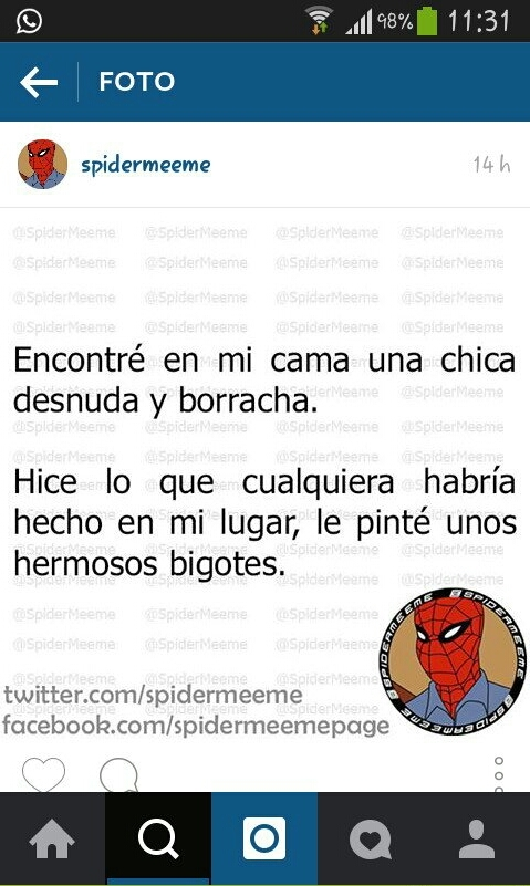 Bigotes x33 - meme
