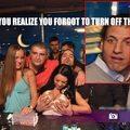 Quand tu as oublié...