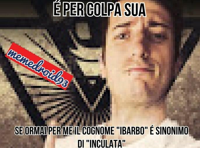 #tisborronegliocchi - meme