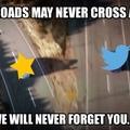 RIP Twitter's Favorites