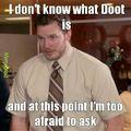 The fk is Doot Doot? !