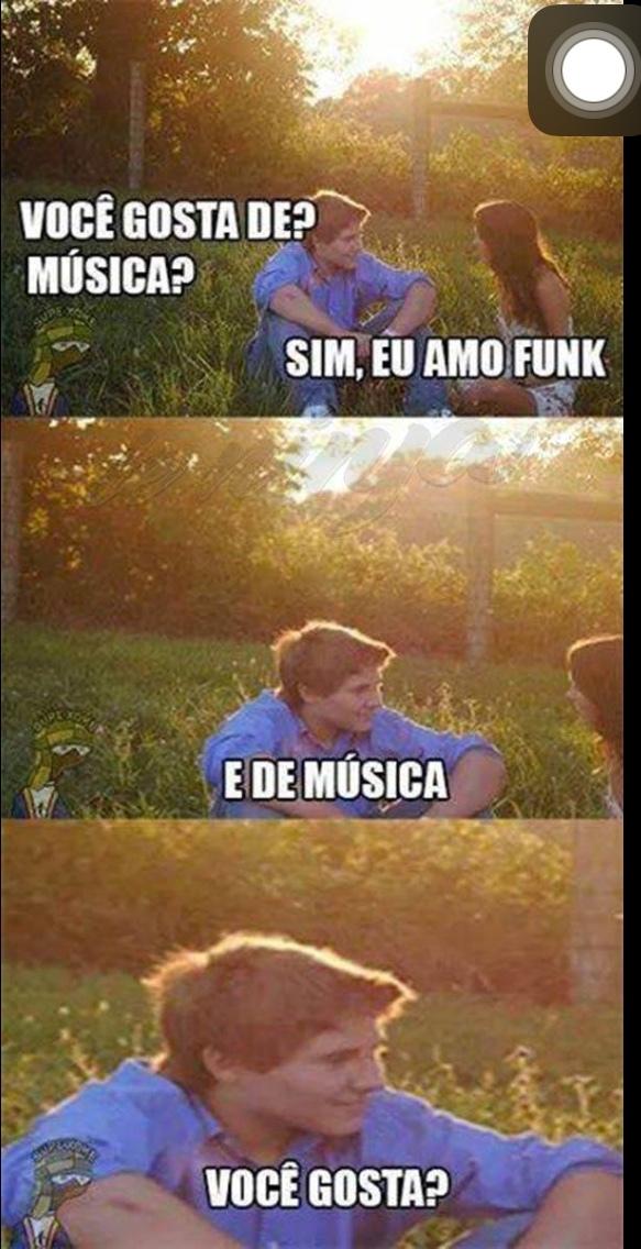 Mas é a música? - meme