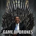 Quoi de mieux qu'un drone, pour nettoyer la zone? Paf, un petit deuxième...