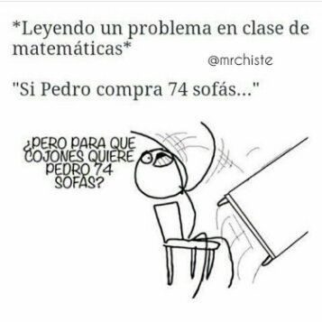 Problemas... - meme