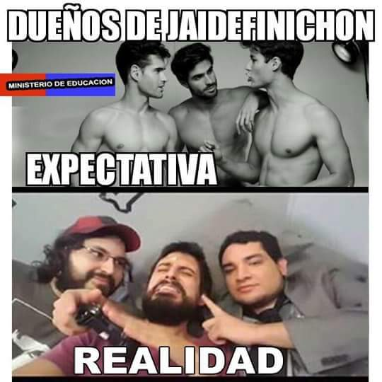 Jaidefinichon - meme