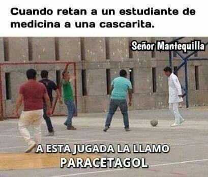 Paracetagooool!!! - meme