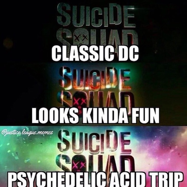 psychedelic acid trip - meme