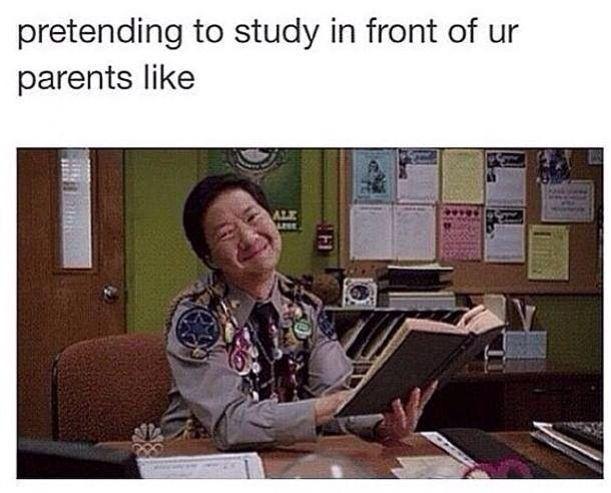 Act, Lol, Study - meme