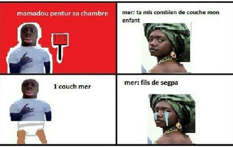 mamadou segpa - meme