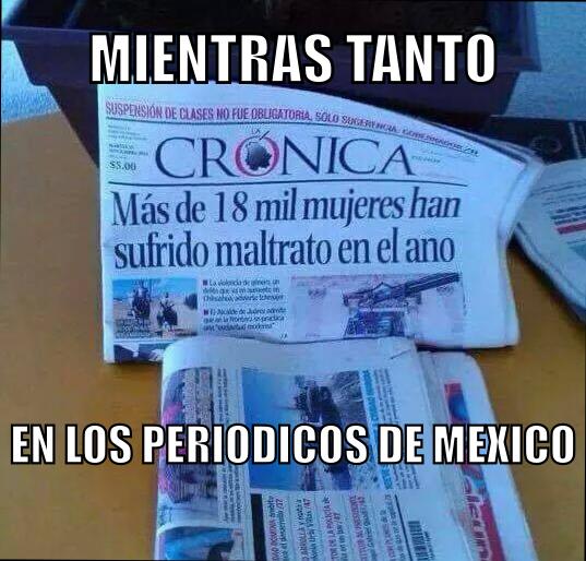Sólo en mexico - meme
