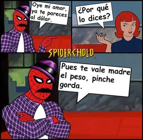 549c540eb7792 spider cholo xd meme by mr11 ) memedroid