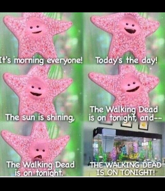 WALKING DEAADDDD!!! - meme