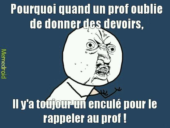 POURQUOI!!!!!!! - meme