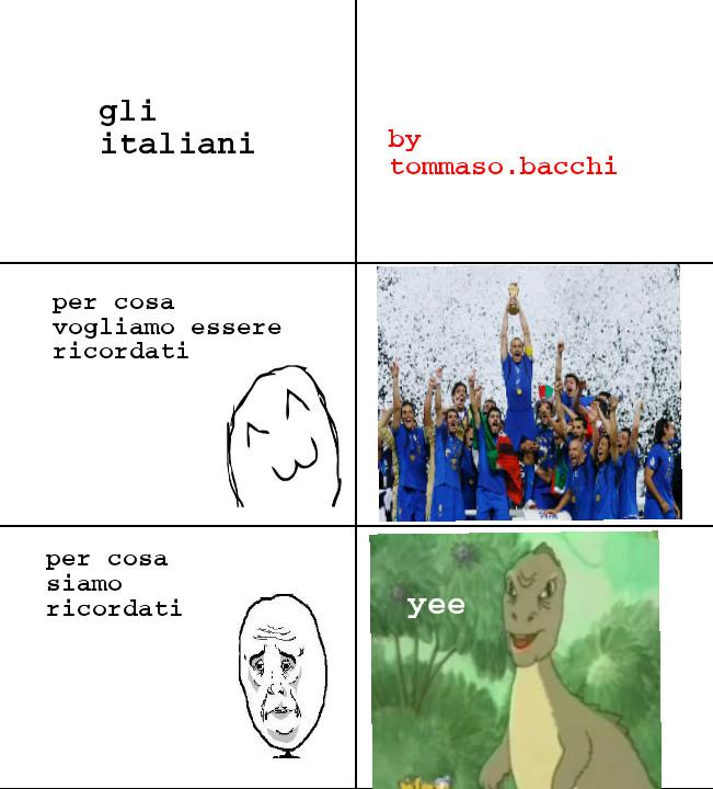 Italiani - meme
