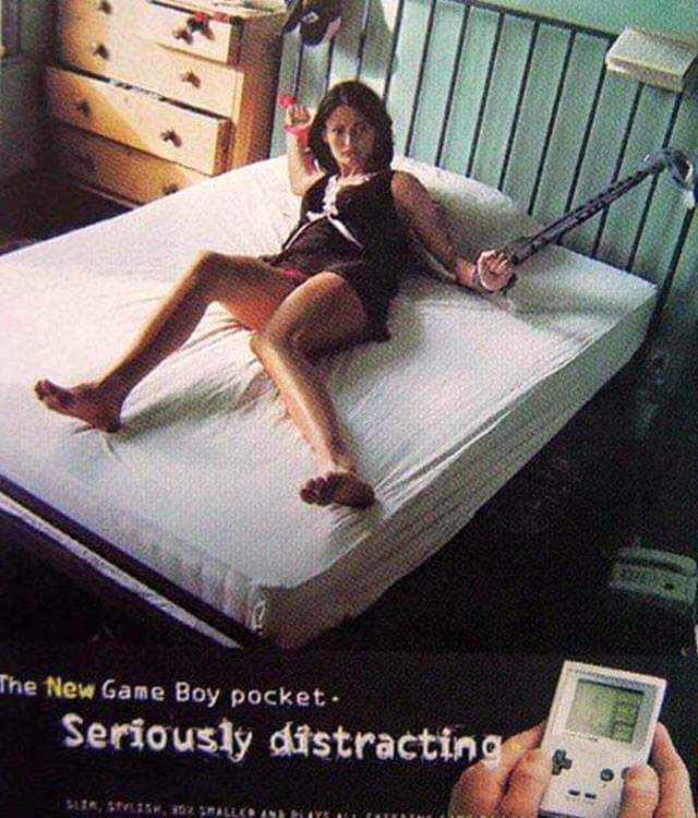 Some Game Boy ad... - meme