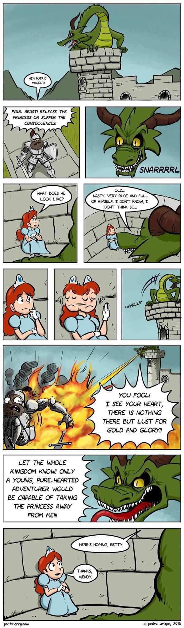 fairy tales - meme