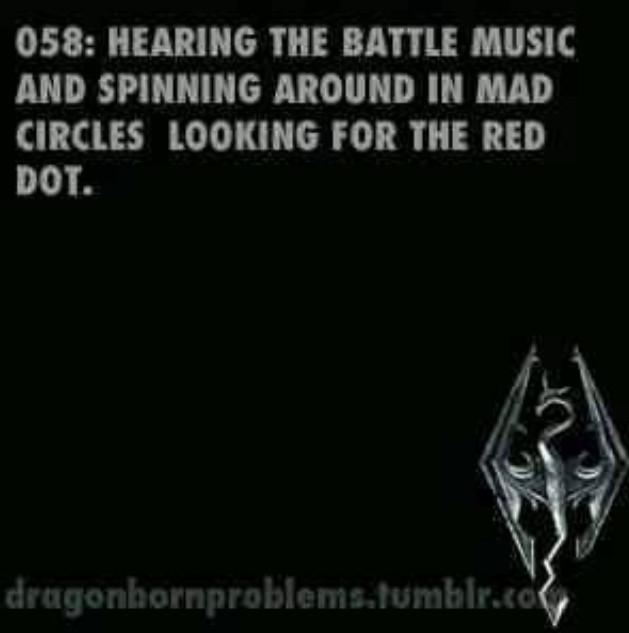That damn red dot.. - meme