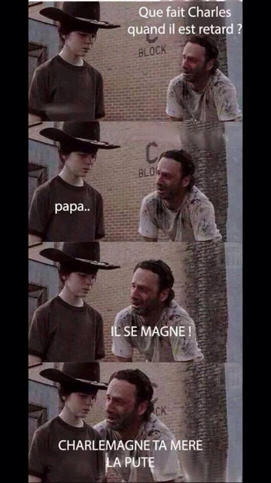 Charlemagne  - meme