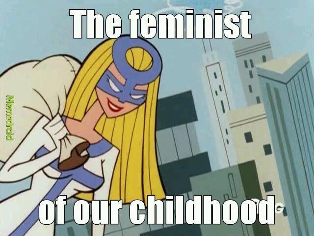 from the powerpuff girls - meme