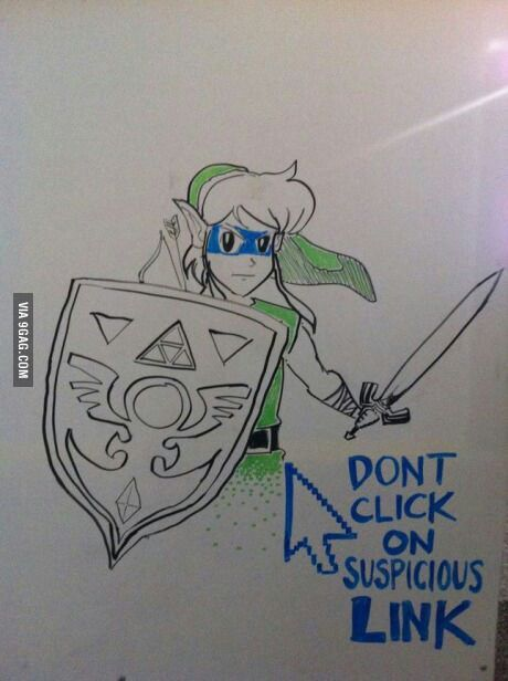 Its dangerous to go alone - meme