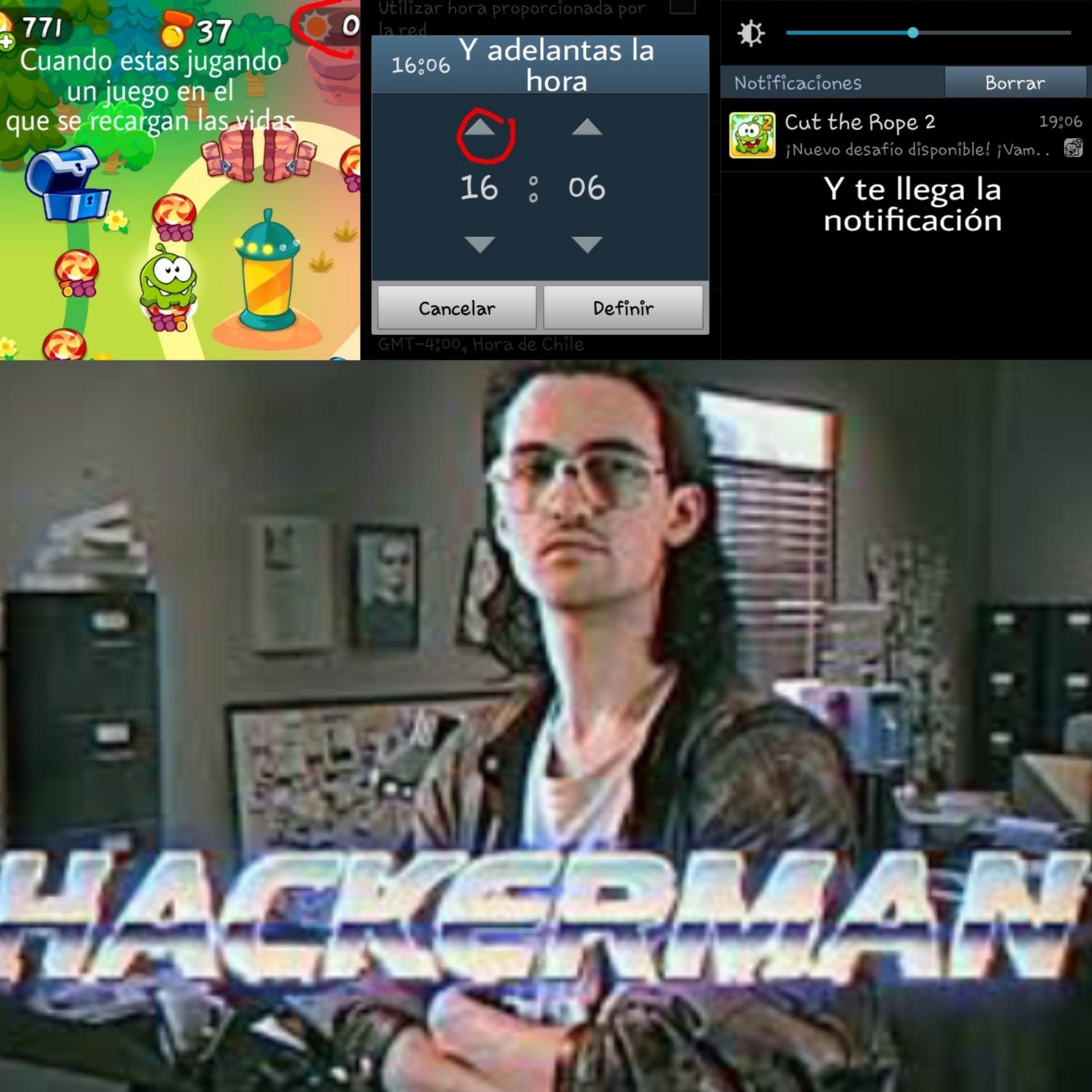 Hackerman... - meme