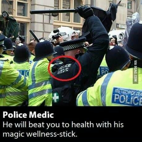"""Magic Wellness Stick"" - meme"