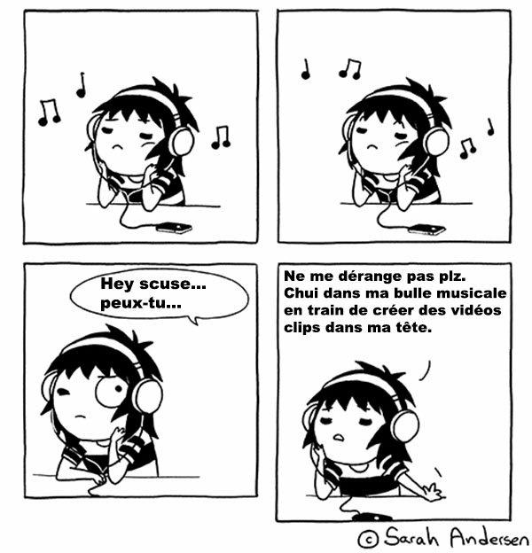 Vous ecoutez quel genre de musique ? - meme