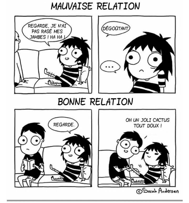 bonne relation, je suis celibataire :) - meme