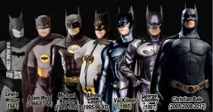 batmans - meme
