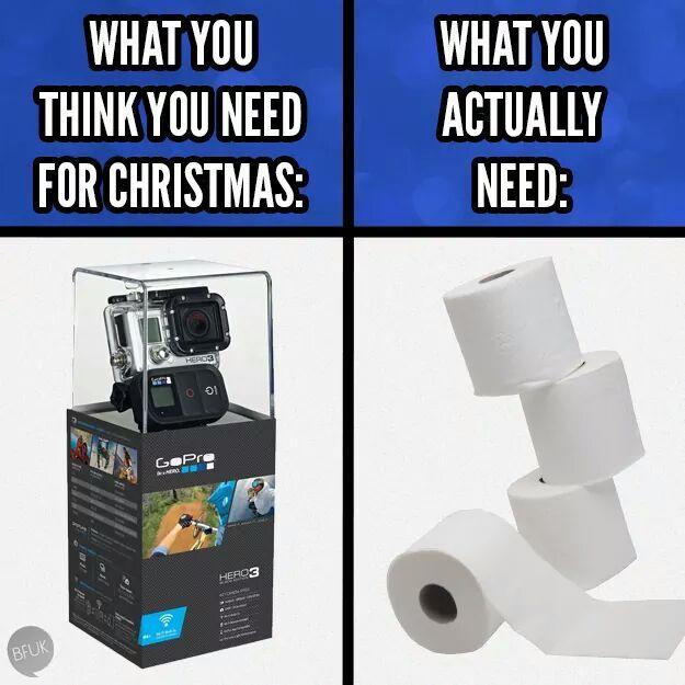#christmasgoals lol - meme